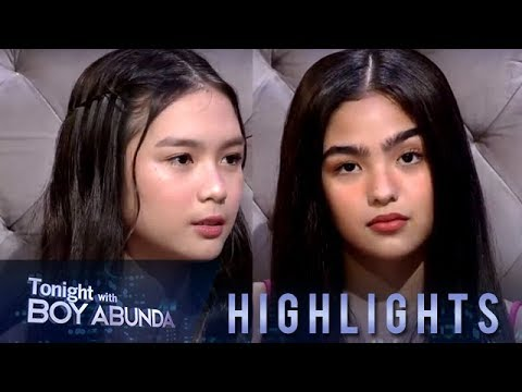 TWBA: Francine and Andrea share their preparations for their role in 'Kadenang Ginto'