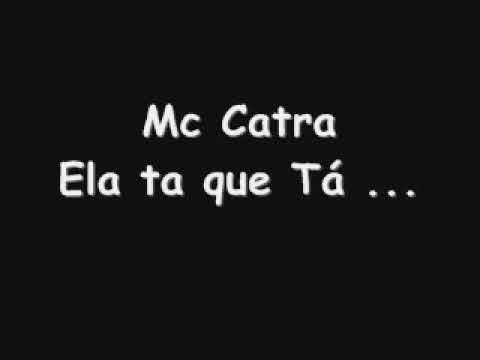 Mr Catra Ela Ta Que Tá ZICKÃA