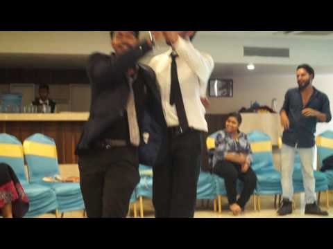 BITD || CSE Batch Party || Shashi & Yogi || Couple Dance - 6