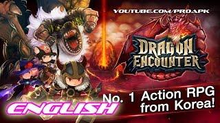 Dragon Encounter English Gameplay IOS / Android