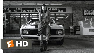 Death Proof (7/10) Movie CLIP - Licking Her Feet (2007) HD