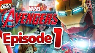 Hulk SMASH! - LEGO Marvel's Avengers - Episode 1 (Let's Play Playthrough)