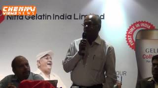Nitta Gelatin Launches Gelixer CollagenPep in Chennai