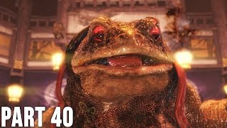 Nioh - 100% Walkthrough Part 40 [PS4] – Main Mission: The Iga Escape