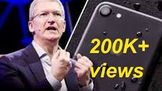 iPhone 8 - latest update by CEO Tim Cook || Official price ,release date & other specs announced.