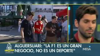 Jaime Alguersuari   La F rmula 1 no es un deporte