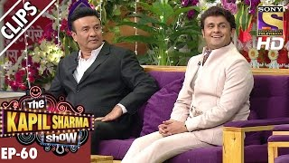 Sonu Nigam and Anu Malik on the show -The Kapil Sharma Show–19th Nov 2016