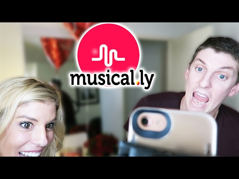 MAKING MY BROTHER DO MUSICAL.LY - DAY 50