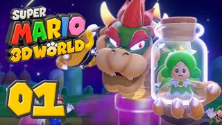 Super Mario 3D World : Réveille le chat qui est en toi | 01 - Let's Play FR