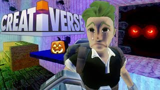 HAUNTED HOUSE! | Let's Play Creativerse Pro Part 9 | Picking winner - Adventure maps | KEY GIVEAWAY
