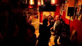 Moliendo Café by LGB DUO & Free Salsa en SPAIN BREAK FRIENDS ( Bordeaux 25-09-2014)