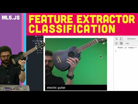 ml5.js Feature Extractor Classification
