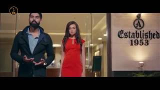 AADAT     NINJA    Latest Punjabi Song 2015    Full HD    MALWA RECORDS
