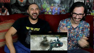 Teenage Mutant Ninja Turtles: Out of the Shadows Official Trailer #2 REACTION!!!