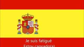 Apprendre l'Espagnol: 600 Phrases En Espagnol