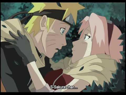 Naruto and Sakura love