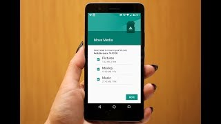 How to Move Video, Music, Images from Android Phone Storage to SD Card (Easy)