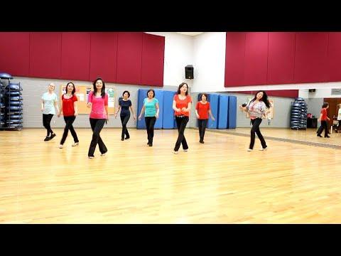 La Fiesta Cubana - Line Dance (Dance & Teach in English & 中文)