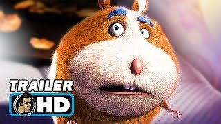 ANIMAL CRACKERS Official Trailer (2017) Emily Blunt, Ian McKellen Animated Movie HD