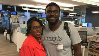 A son and his mother reflect on the support she gave him during his incarceration | StoryCorps