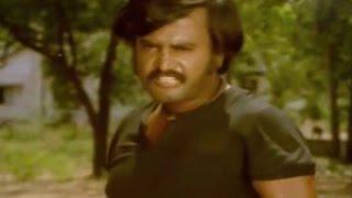 Fight Scene - Khun Ka Badala - Rajinikanth @ Gangvaa - Rajnikanth, Shabana Azmi