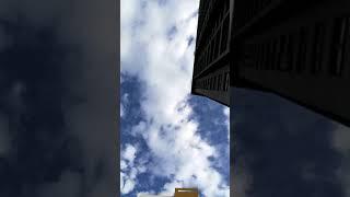 Time-lapse sky.
