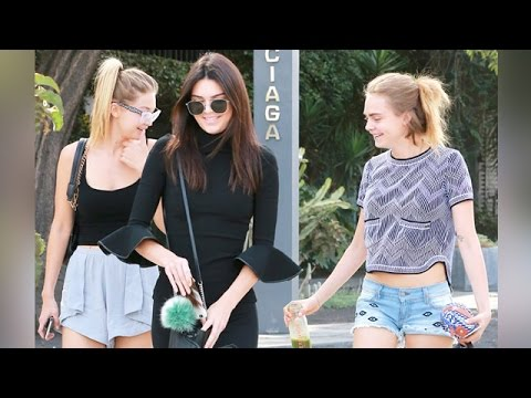 Xxx Mp4 Kendall Jenner Gigi Hadid And Cara Delevingne Hanging Out 3gp Sex