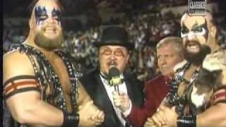 Powers Of Pain And Mr. Fuji Promo 1989