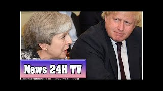 Theresa may to discuss future trade deal with eu in monday brexit cabinet meeting | News 24H TV