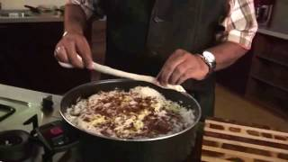 Indian Chicken Biryani (Hyderbadi Style)