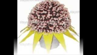 Pot O' Sunshine Candy Bouquet