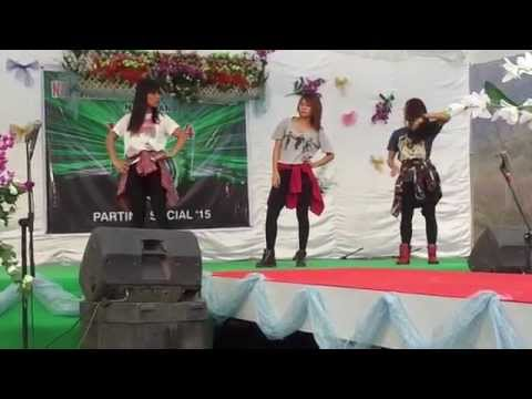 Xxx Mp4 Group Dance By First Year Girls At NIT Nagaland S Freshers 2014 3gp Sex