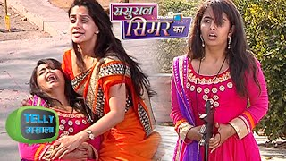 Shocking: Roli Dies In Sasural Simar Ka | Colors