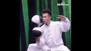 إدماج ملاكمة تايتشي في كرة سلة الشارع|CCTV Arabic