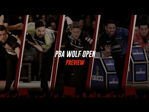 2016 PBA Wolf Open Preview
