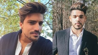 Natural Highlights For Mixed Curly Hair | Mariano Di Vaio Inspired |TheBrandonLeeCook
