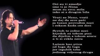 Aca Lukas - Vrati se Neno - (Audio - Live 1999)