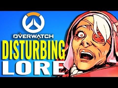 Overwatch Most Disturbing Facts & Lore