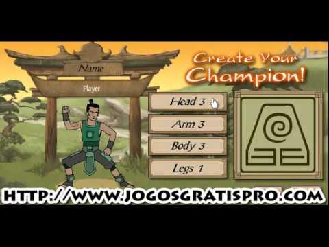 Como Jogar Avatar Arena Jogos Gratis Pro