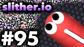 QUICKEST WORLD RECORD...?!?! | Slither.io HACK / MODS 10 MIN Challange | Slither.io Part 95