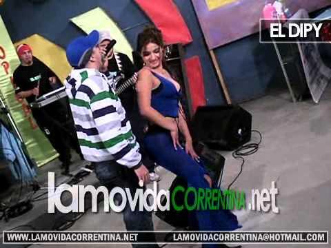 LA MOVIDA CORRENTINA EL DIPY EN VIVO 23 07 11