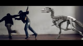 Zombie Dinosaurs Loose in the Museum- Short Film