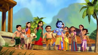 Little Krishna - The Wondrous Feats (with French subtitles)