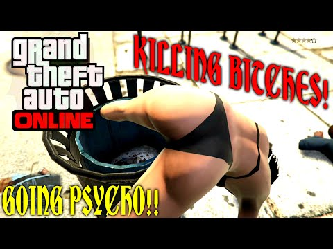 GTA 5 MOVE BITCH GET OUT THE WAY!!) FUNNY MOMENTS!!