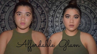 One Brand Makeup Tutorial ft. ELF | Lailani Sauaga