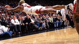 Top 10 Plays In NBA History
