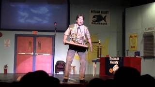 25th Annual Putnam County Spelling Bee - My Unfortunate Erection song Roslyn RCP