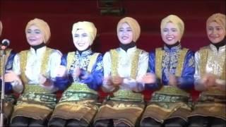 "Ratoeh Duek SAKA UGM in ""XI. Surin International Folklore Festival and Symposium 2016"""