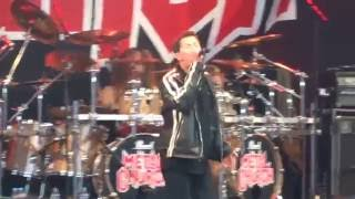 Metal Church - Date With Poverty - Live @ Rock Hard Festival 2016