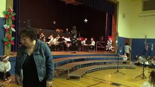 White Band Winter Concert 2018